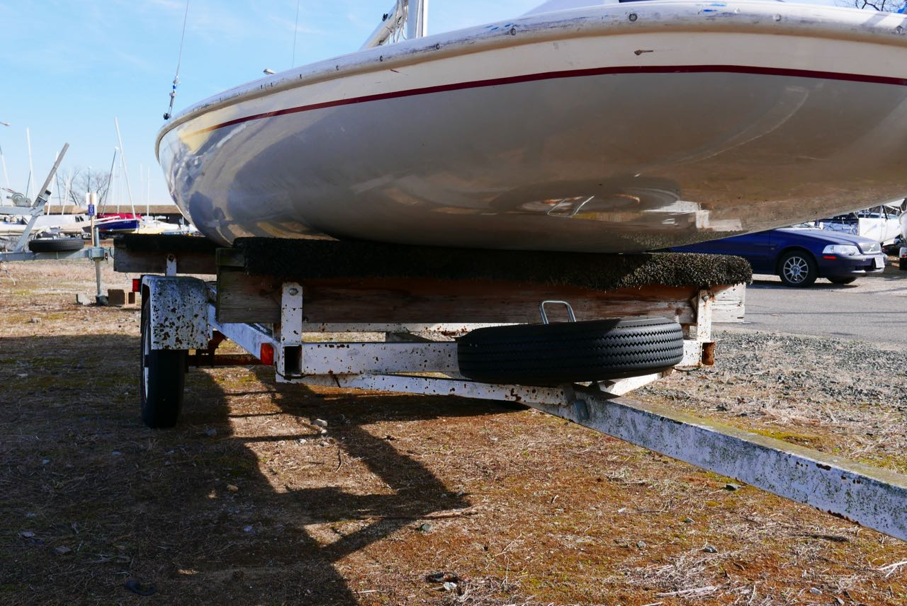 starboard bow clean